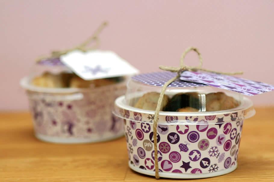 fiche cr ative recyclage pots de yaourt. Black Bedroom Furniture Sets. Home Design Ideas